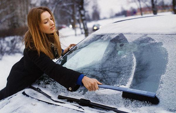 Советы по зимнему вождению!
