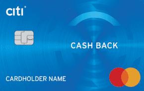 "Ситибанк Кредитная Карта ""Cash Back"""
