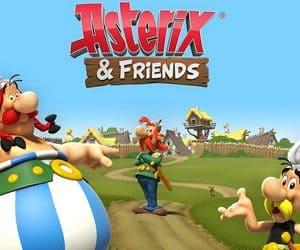 Asterix & Friends - онлайн игра